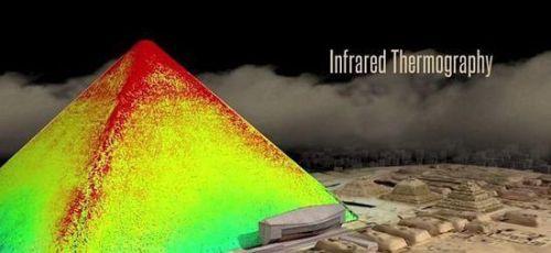 """""""这是有史以来第一次通过宇宙粒子重构金字塔的内部结构."""