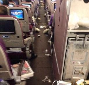 马航一架空客a380双层客机在执飞mh1航班