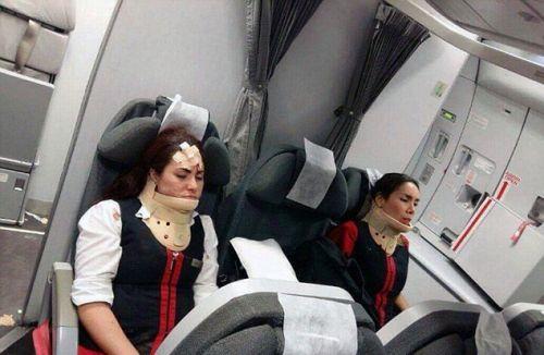马航飞机失踪的空姐