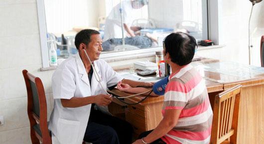 让老百姓在家门口享受优质医疗服务