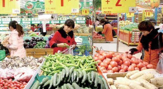 春节过后 蔬菜价格走低