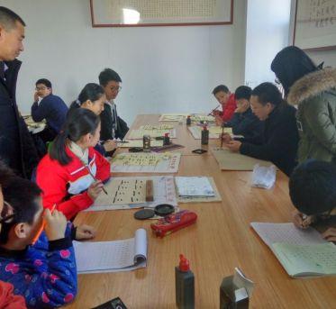 寿光日报中小学生、成人书法班招生了