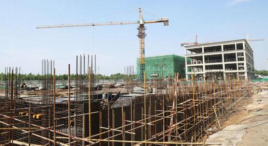 加快项目建设 提升城市品质