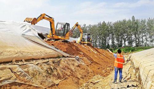 包村联户帮重建 恢复生产美家园
