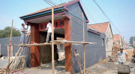 加快危房修缮进度 保障群众住房安全