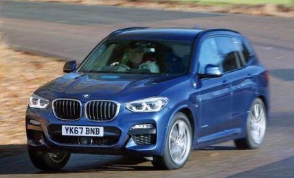 未来即将国产 BMW龙8国际官网中型SUV--X3车型