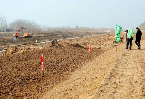加快防洪排涝体系建设