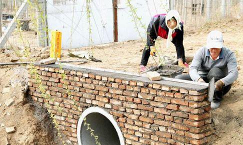 道路排水工程建设快速推进