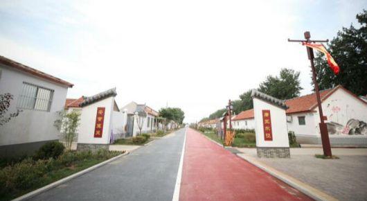 洛城街道:特色打造铸就美丽乡村