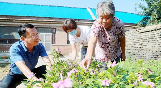 圣城街道被潍坊市认定为脱贫攻坚工作示范街道