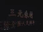 寿光三元朱村无人机表演